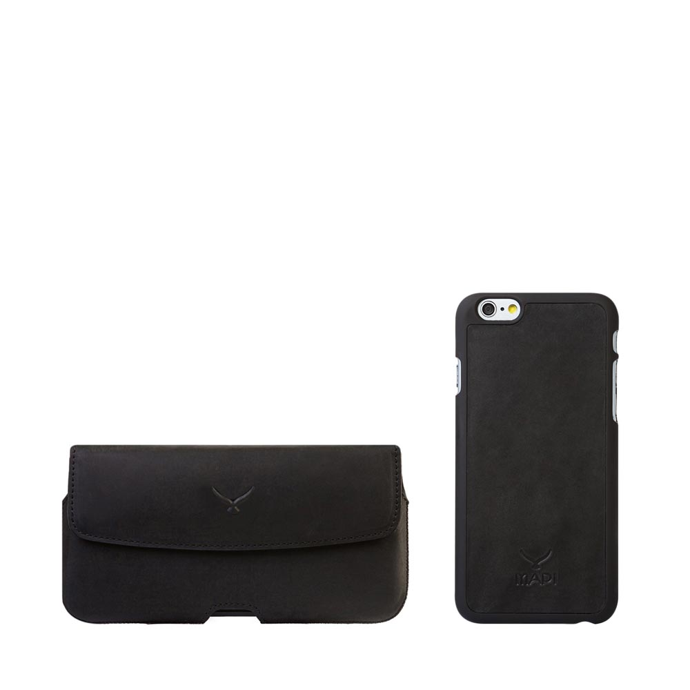 Belt Case + Snap on Case for iPhone 6 / 6s