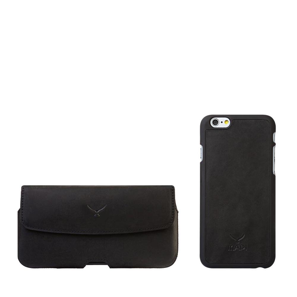 Belt Case + Snap on Case for iPhone 6 Plus / 6s Plus