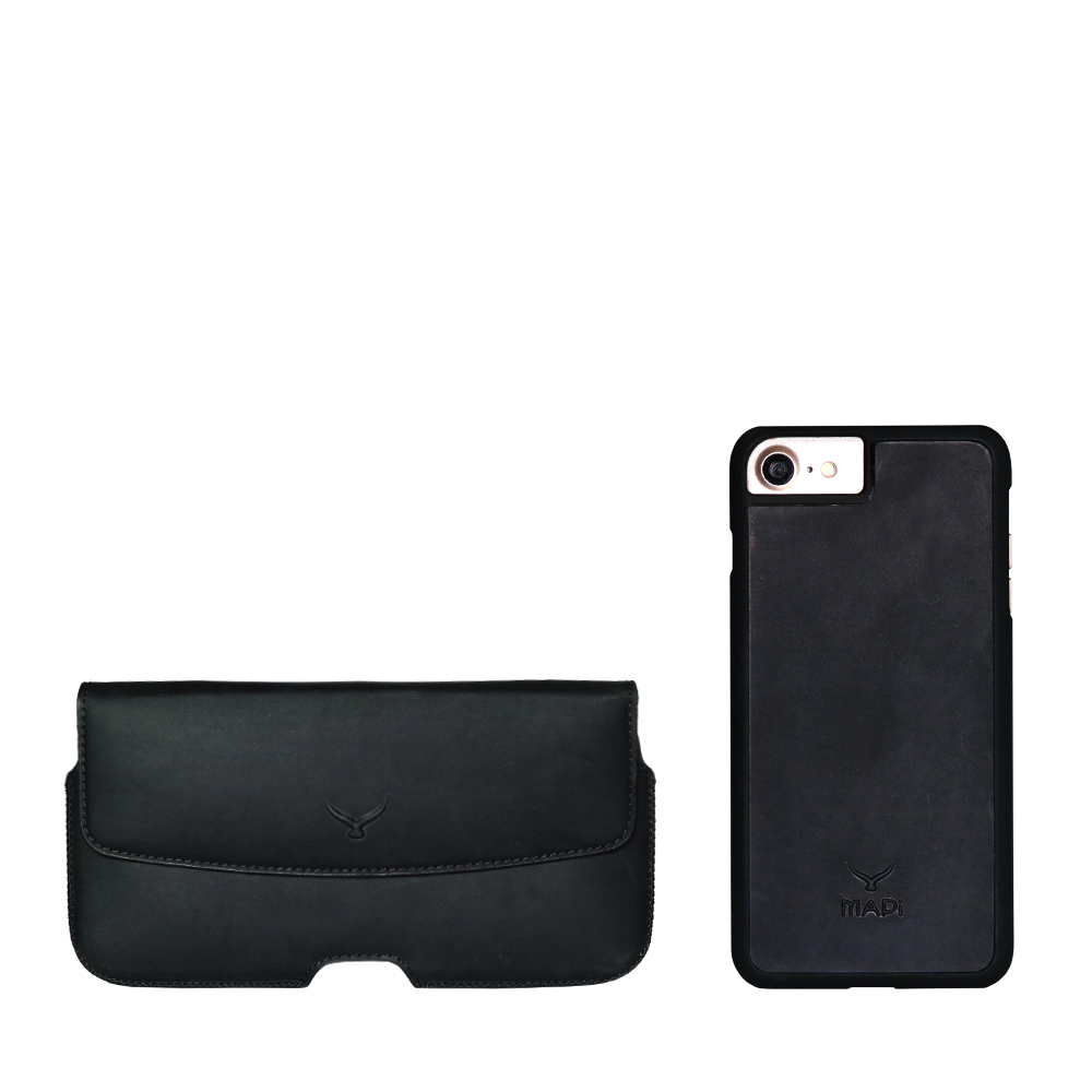 Belt Case + Snap on Case for iPhone SE (2020)